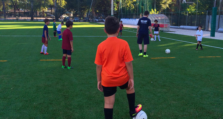 """Achillea 2002 è una scuola calcio riconosciuta e qualificata dalla """"FIGC"""