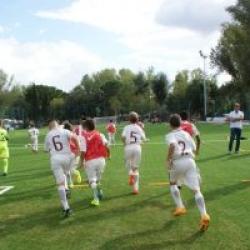 Achillea 2002 collabora con A.S. Roma per dare più possibilità ai giovani talenti