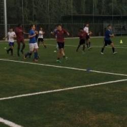Squadre in allenamento. Tutti i coach di Achillea 2002 intraprendono un percorso di formazione continuativa della propria didattica