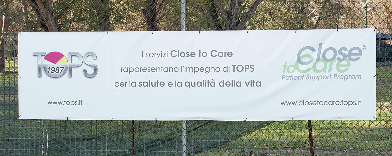 TOPS, sponsor di Achillea 2002, è impegnata ogni giorno da 30 anni nel settore della salute