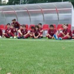 PLa scuola calcio Achillea 2002 è aperta a bambini e ragazzi dai 5 ai 12 anni